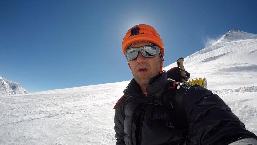 """Horia Colibășanu, noi detalii despre avalanșa din Himalaya: """"Nu ni s-a mai întâmplat vreodată să vină avalanșa din lateral"""""""