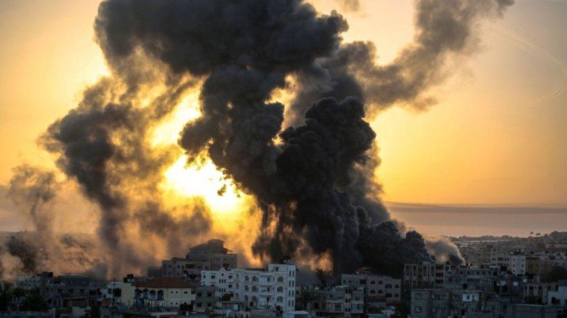 Imagini și informații noi despre războiul dintre armata israeliană și militanții Hamas