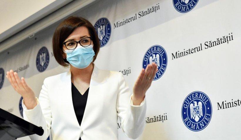 """Ioana Mihăilă anunţă câţi români au murit, de fapt, de COVID: """"Sunt diferenţe de raportare de până la 500 de cazuri la unele spitale"""""""
