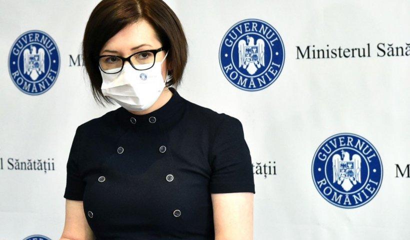 Ioana Mihăilă: Guvernul va propune renunțarea la mască în spațiile deschise neaglomerate