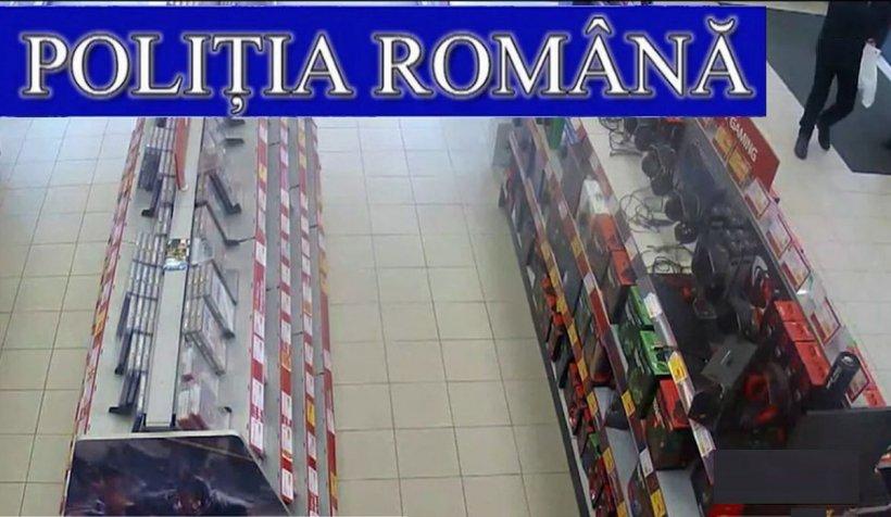 Un poliţist local, prins în timp ce fura o sticlă de vin din magazin. Reacţia omului legii