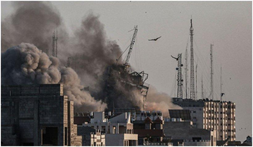 SUA trimit un emisar în Orientul Mijlociu pentru oprirea violențelor