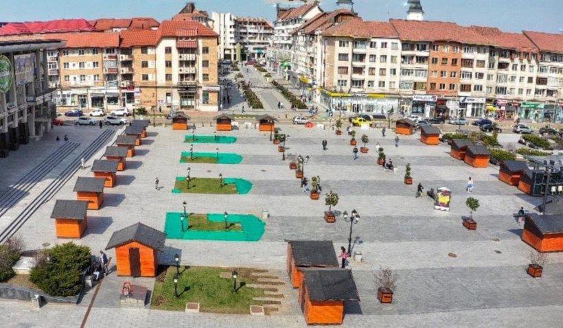 Zilele orașului Suceava, doar pentru persoanele vaccinate: Primarul nu-i primește nici măcar pe cei cu test PCR negativ