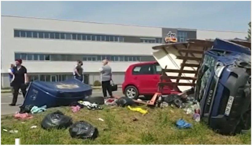 Accident cumplit în județul Brașov. Patru persoane și-au pierdut viața