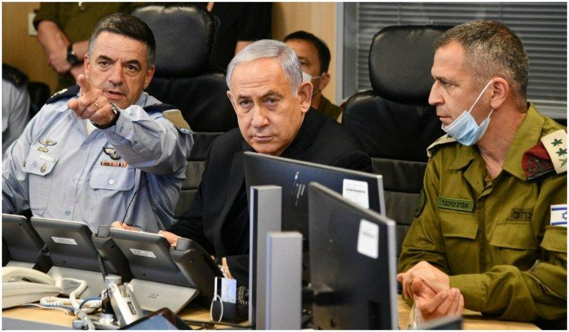 Benjamin Netanyahu: Vom acționa cu toată forța împotriva dușmanilor din exterior și a celor care încalcă legea din interior