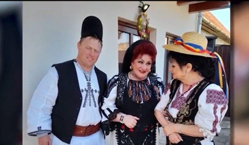 """Elena Merişoreanu şi Ghiţă Ciobanu, apariţie inedită: """"Dacănu scoatem piese noi,nu existăm"""""""