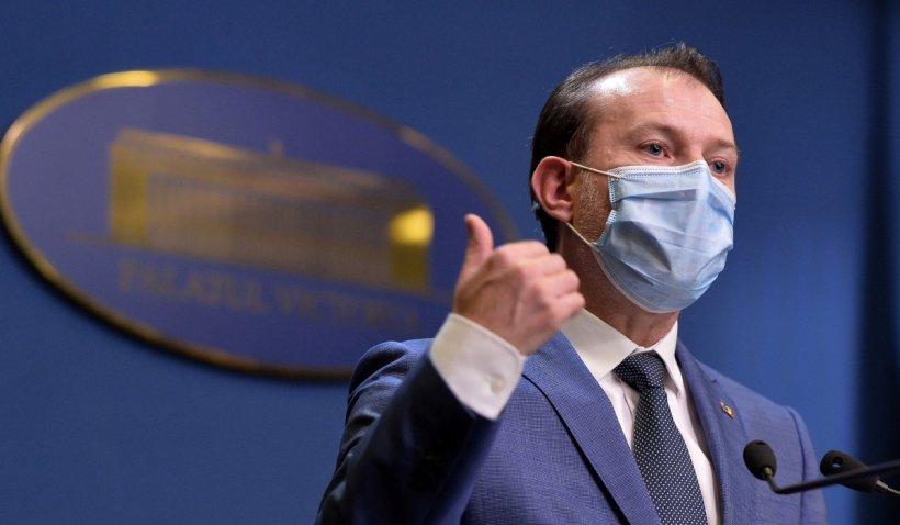 """Florin Cîțu: """"PNRR nu are de ce să treacă prin Parlament, nu este nevoie de vot, nici de dezbatere"""""""