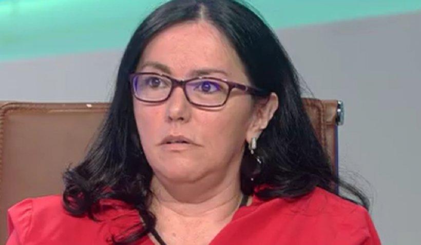"""Judecătorul Mădălina Afrăsinie, după vindecarea de COVID-19: """"Nu mă vaccinez. Nu m-au convins"""""""