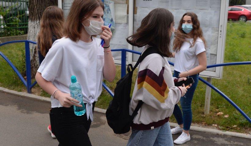 Elevii din București, în scenariul galben. În aceeași situație sunt peste 650 de localități
