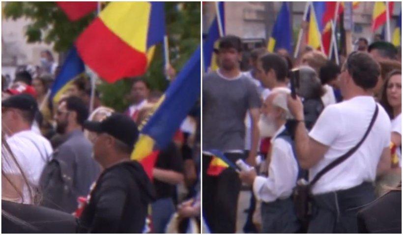 Protest în București. Măsurile de relaxare sunt considerate insuficiente