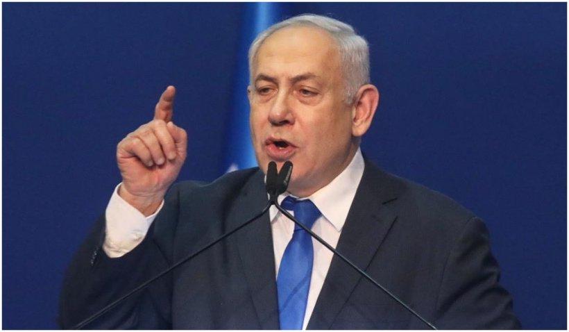 "Benjamin Netanyahu: ""Vom răspunde la foc, cu foc!"""