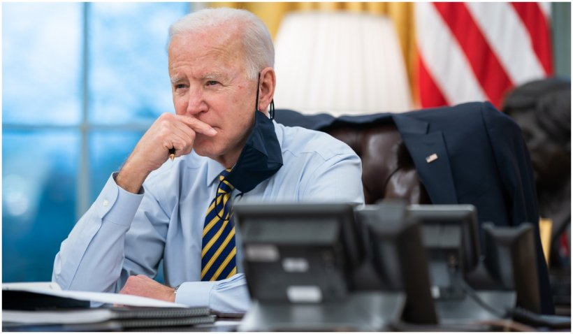 Joe Biden i-a sunat pe Netanyahu şi Abbas