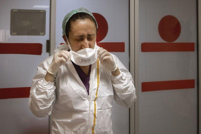 Bilanț COVID-19 din 16 mai 2021, în România. 38 morți de coronavirus