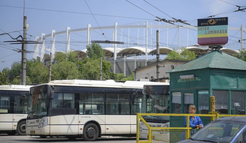 Numărul autobuzelor care circulă în jurul Bucureștiului, micșorat. Ce alternative există
