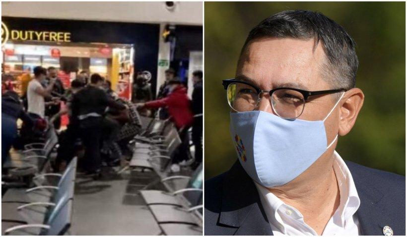 """Ponta, după bătaia românilor în Luton: """"Era o lege care permitea autorităților să retragă pașaportul pentru astfel de cetățeni"""""""