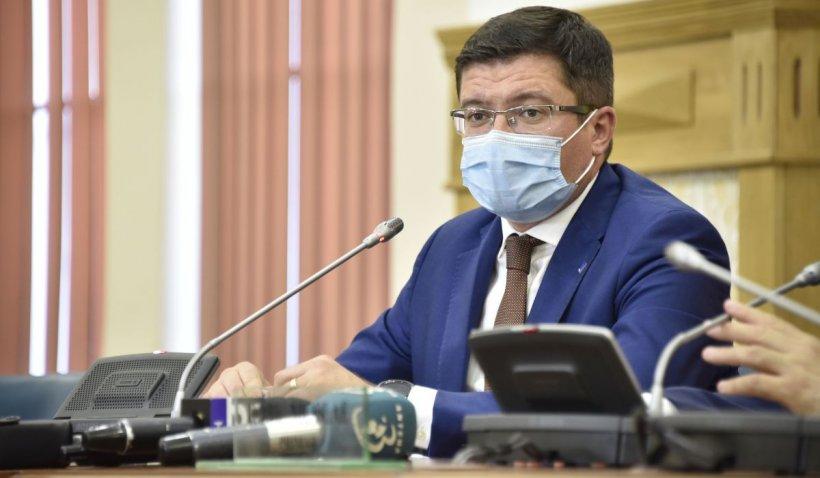 Alexandru Muraru a preluat şefia PNL Iaşi, după autosuspendarea lui Costel Alexe