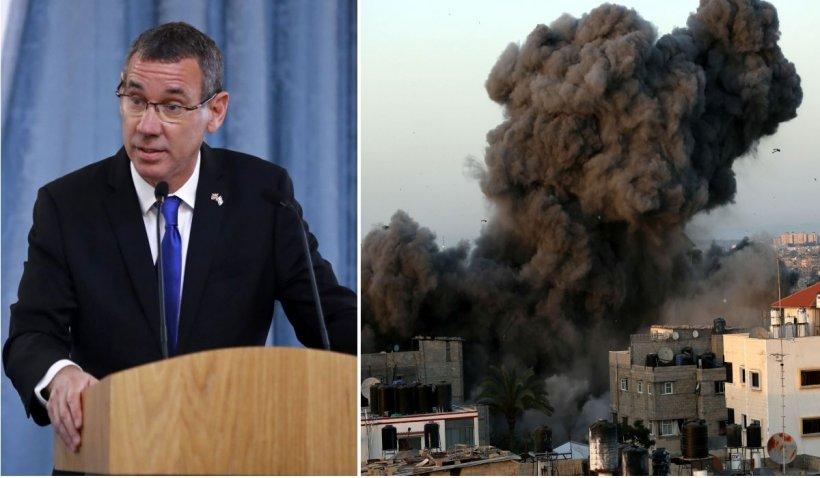 """Consilierul lui Benjamin Netanyahu arată de ce Israelul nu vrea o încetare """"prematură"""" a focului"""