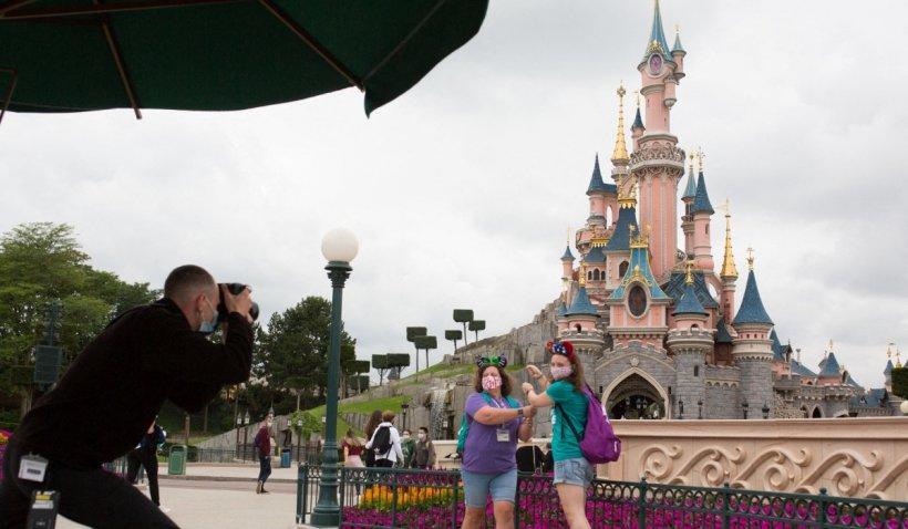 """Disneypland Paris se redeschide pe 17 iunie: """"A sosit timpul să ne îndeplinim cele mai magice vise"""""""
