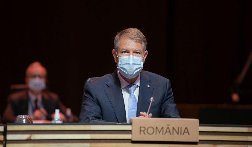 Legea pentru monitorizarea prin brăţări electronice, promulgată de Klaus Iohannis