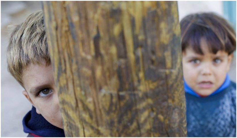 """Peste 2 milioane de copii, prinşi în conflictul israeliano-palestinian: """"Trăiesc într-o continuă frică"""""""