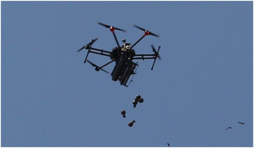 Forțele Aeriene Israeliene au doborât o dronă iordaniană