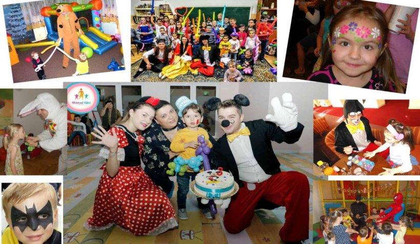Cum organizez o petrecere pentru copii de neuitat