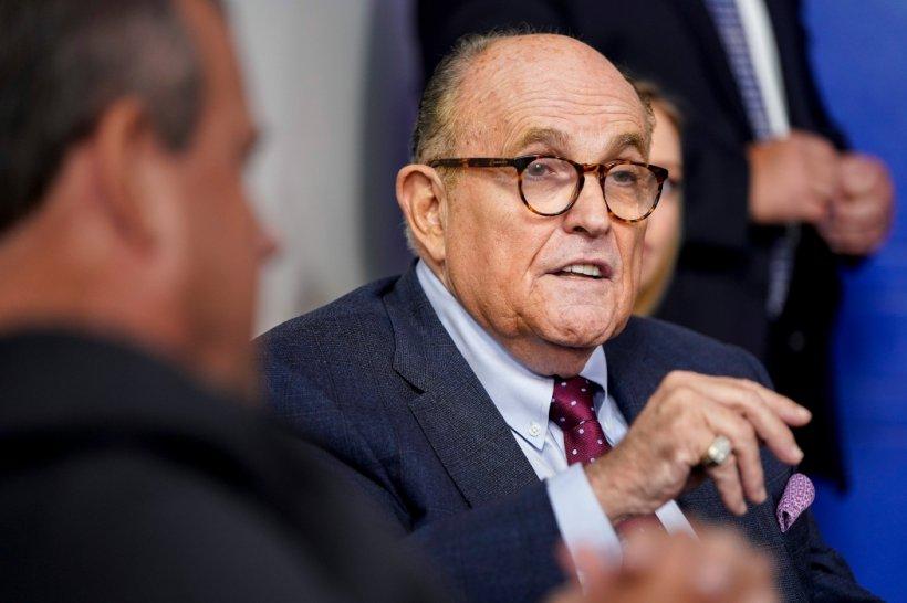 Rudy Giuliani, avocatul lui Trump, anchetat în SUA pentru o scrisoare trimisă lui Klaus Iohannis în 2018