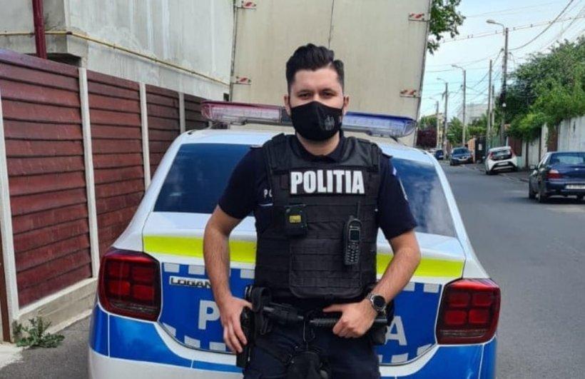 """Polițist deranjat de uniforma """"total depășită"""", scrisoare pentru ministrul Bode: """"Mi-am petrecut jumătate din program cu pantalonii la dungă rupți între picioare"""""""