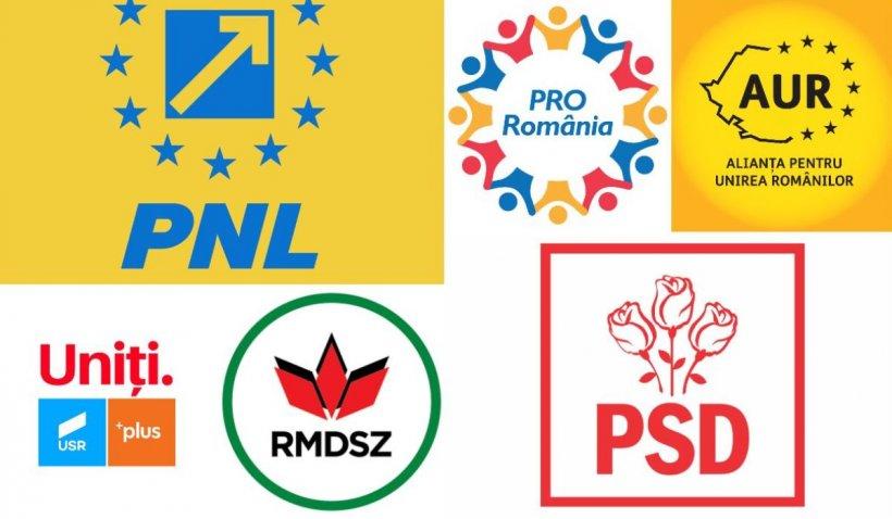Sondaj: PSD, în topul intențiilor electorale ale românilor. Diferență de peste 10% față de PNL