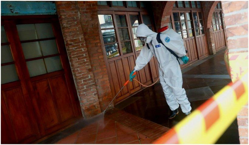 Taiwan se confruntă cu cea mai mare explozie de cazuri de la începutul pandemiei