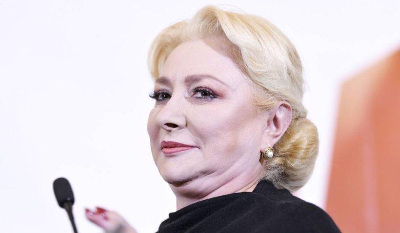 Viorica Dăncilă este noul consilier pe strategie al Guvernatorului BNR, Mugur Isărescu