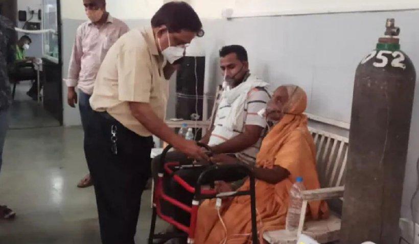 """O femeie din India s-a trezit din """"morţi"""" cu puțin timp înainte ca familia să o incinereze"""
