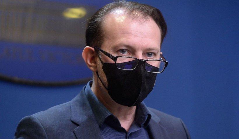 Florin Cîțu vrea să modifice legea care îi scapă pe evazioniști de închisoare prin plata prejudiciului