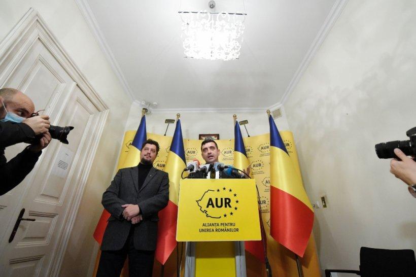 """Un partid unionist din Republica Moldova refuză alianța cu AUR la Chișinău: """"Nu ne putem permite să ne identificăm cu un partid antieuropean, antivaccin"""""""