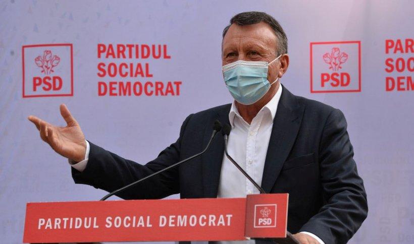 """Paul Stănescu anunță declașarea războiului politic: """"PNRR nu poate fi trimis la Bruxelles fără consultarea PSD"""""""