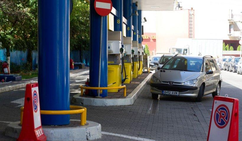 Litrul de benzină va depăşi pragul de 6 lei
