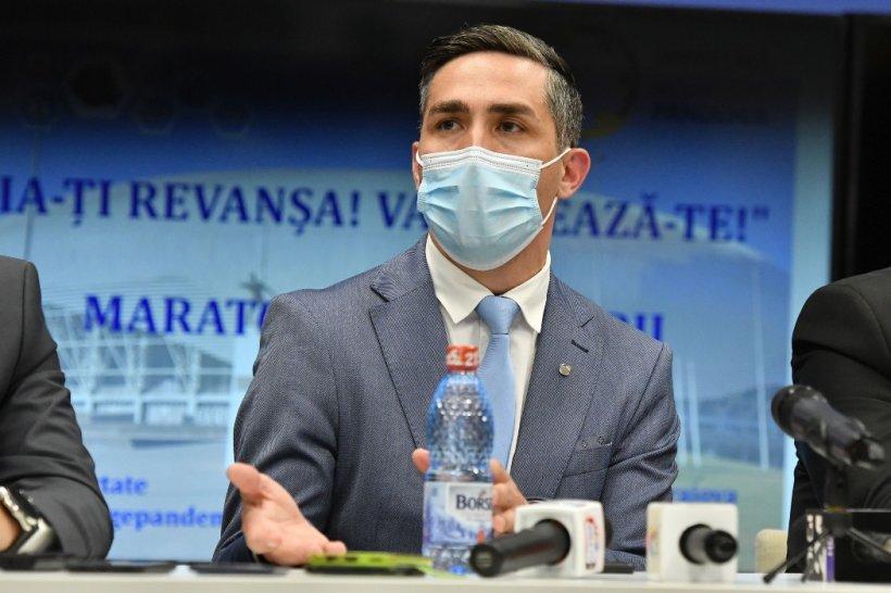 """Valeriu Gheorghiță: """"Este puțin probabil să atingem cinci milioane de persoane vaccinate la 31 mai"""""""