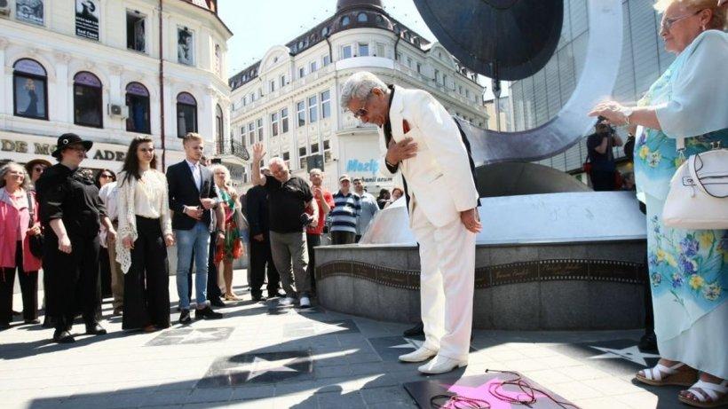 Actorul Ion Dichiseanu va fi înmormântat, sâmbătă, la cimitirul Bellu din Capitală