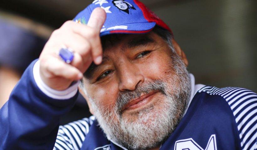 """Şapte persoane cercetate pentru """"omor cu premeditare"""", după moartea lui Diego Maradona"""