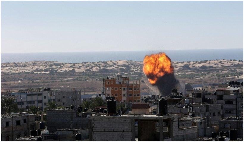 Facebook a pregătit un centru operaţional pentru a documenta conflictul israeliano-palestinian