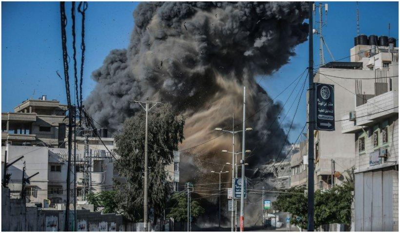 Israelul anunță că a ''neutralizat'' sistemul de tuneluri al Hamas în Fâșia Gaza