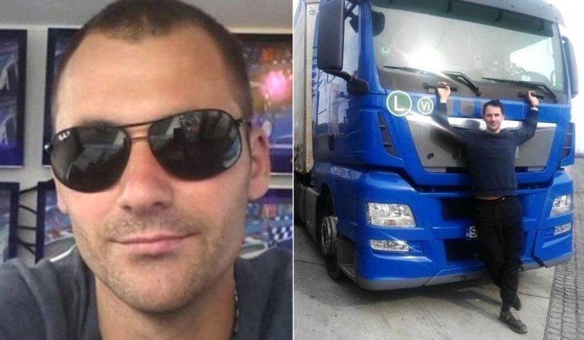 """Mama șoferului român de TIR omorât în Franța, apel pentru aducerea lui acasă: """"Suntem săraci, o familie distrusă"""""""