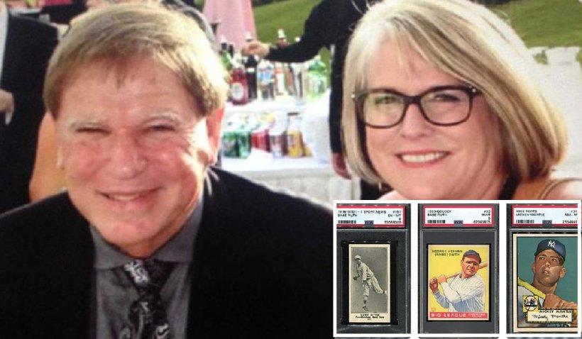 Un medic neurolog, răpus de COVID-19 în SUA, a lăsat familiei o colecție de cartonașe sportive evaluată la 20 de milioane de dolari