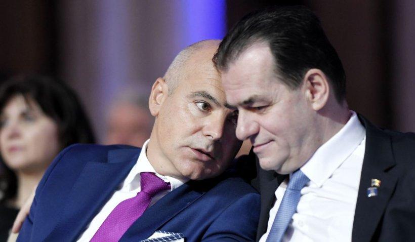 """Rareș Bogdan, avertisment pentru Ludovic Orban: """"Poate rămâne la conducerea PNL, dar cu un partid bolnav"""""""