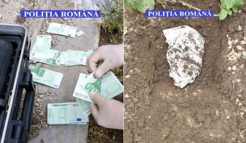 Un tânăr din Lugoj s-a crezut pirat, a furat o avere şi apoi a îngropat-o în mai multe locuri
