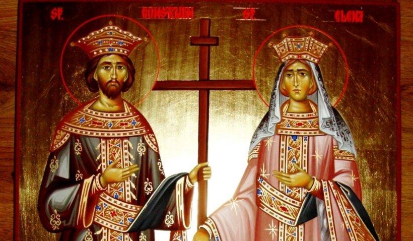 Mesaje de Sfinţii Constantin şi Elena. Cele mai frumoase urări şi felicitări