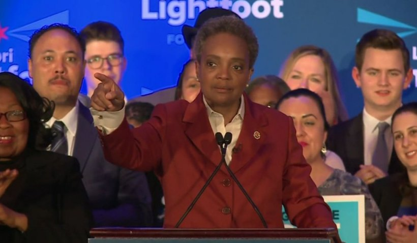 Reacții ferme după ce primarul afroamerican din Chicago a anunțat că va acorda interviuri doar jurnaliștilor de culoare