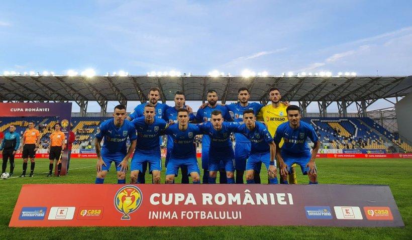 Universitatea Craiova a câştigat Cupa României 2021, după 3-2 cu Astra Giurgiu