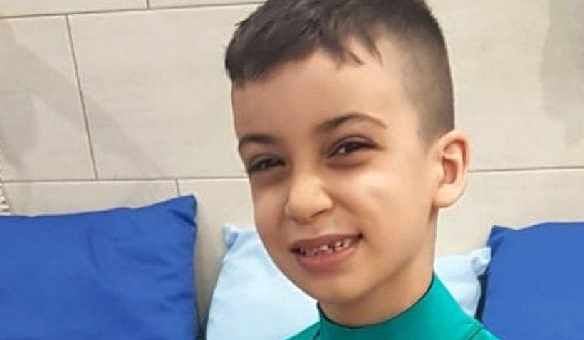 Copilul de 8 ani, din Galaţi, dispărut de acasă, a fost găsit