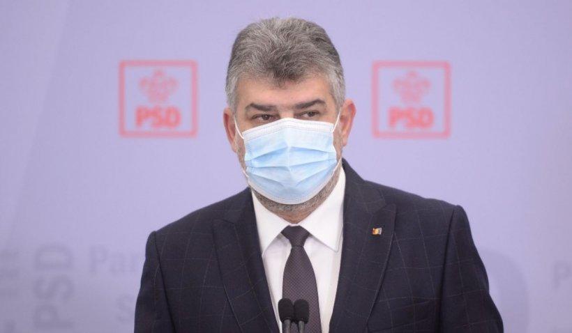 """Marcel Ciolacu: """"România va ajunge la un grad de îndatorare de 55%"""""""